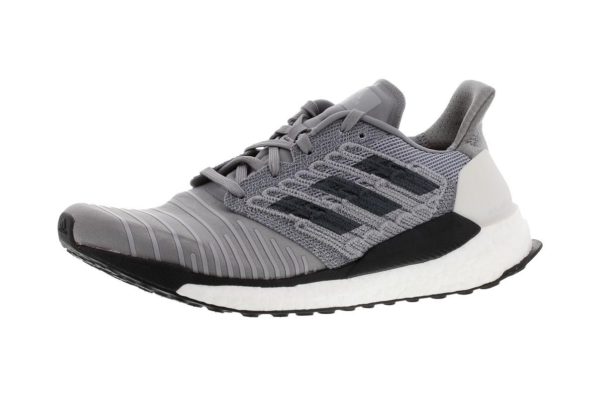 nouveau style 2b1ca 1d53e adidas Solar Boost - Chaussures running pour Homme - Gris