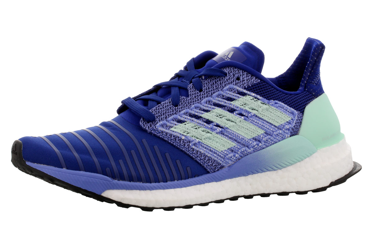 low priced b0e5d 4fcd4 adidas Solar Boost - Running shoes for Women - Blue  21RUN