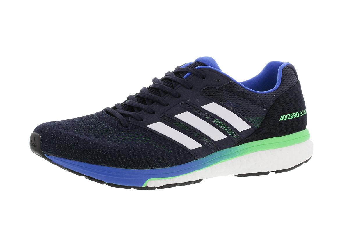 adidas Adizero Boston 7 Chaussures Homme running pour Homme Chaussures Noir 21RUN f20c2f