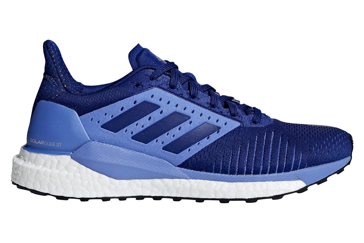 new product 9e37e f9c55 adidas Solar Glide St - Running shoes for Women - Blue