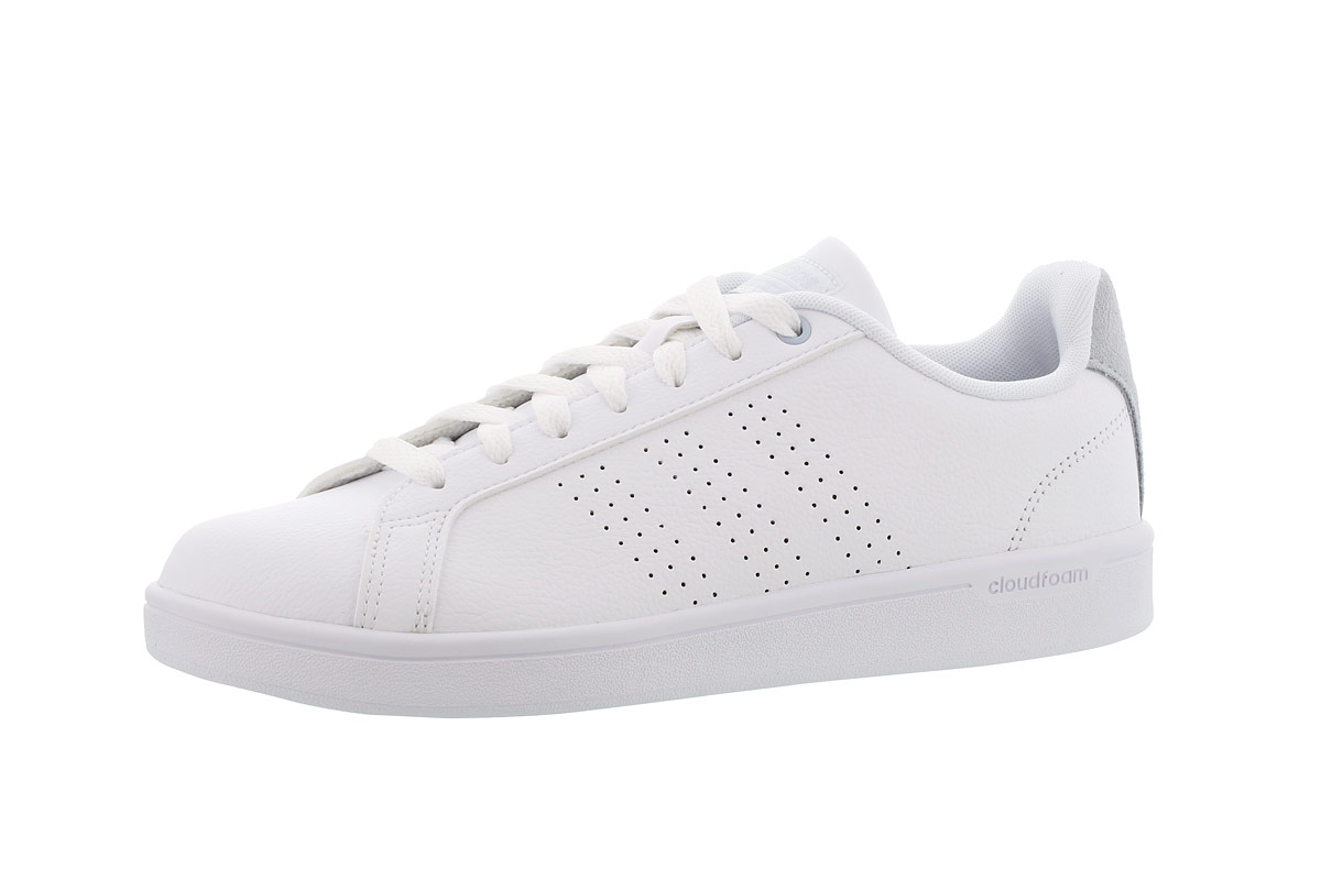 b786f118f4 adidas neo Cloudfoam Advantage Clean - Sneaker for Women - White   21RUN