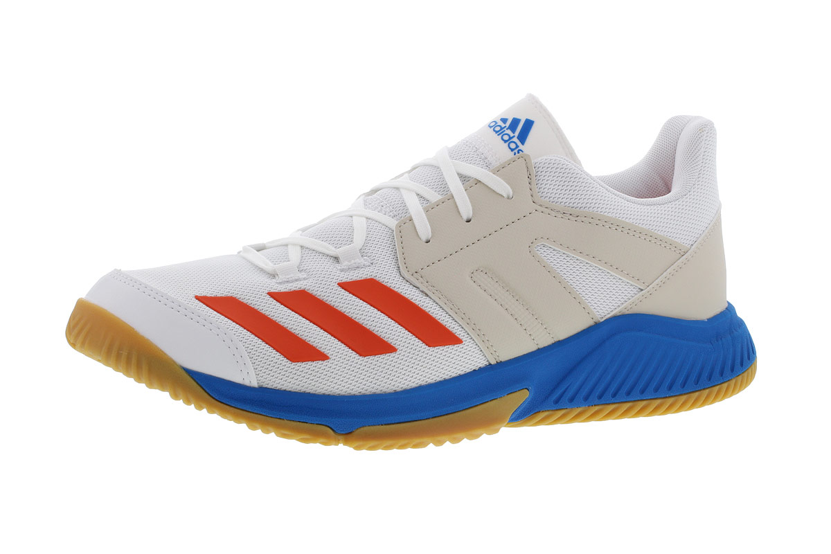 size 40 bc14b 3946c adidas Stabil Essence - Chaussures handball pour Homme - Blanc   21RUN