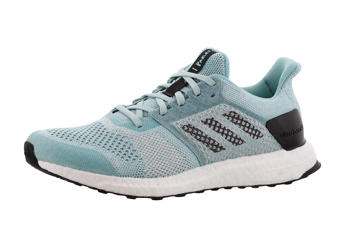 Running Femme Boost Parley Pour Chaussures Bleu Adidas St Ultra Fl1TKcJ