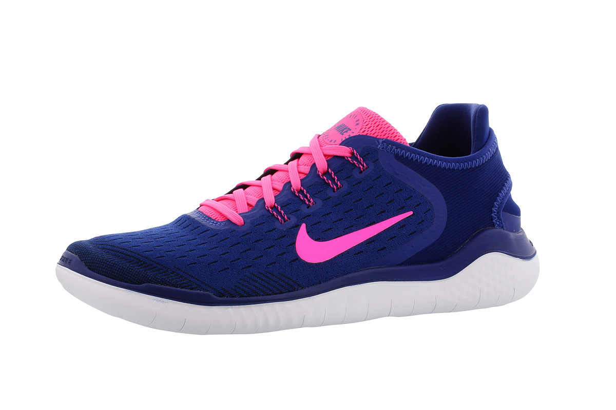 Nike Free RN 2018 - Laufschuhe für Damen - Blau