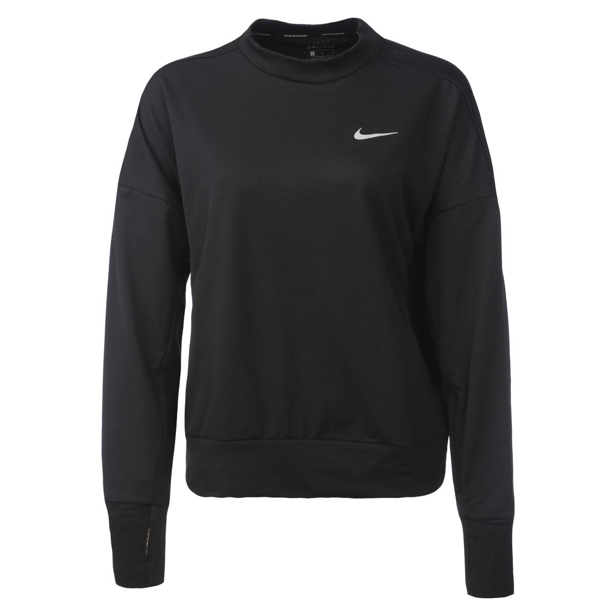 f940ab9bdb58 Nike Therma Sphere Element Top Crew 2.0 - Sweatshirts   Hoodies for Women -  Black