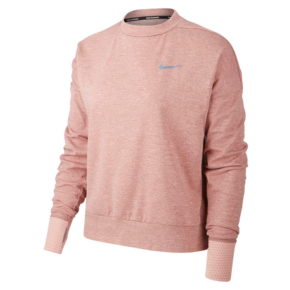 a58a4e66d320 Nike Therma Sphere Element Top Crew 2.0 - Sweatshirts   Hoodies for Women -  Pink