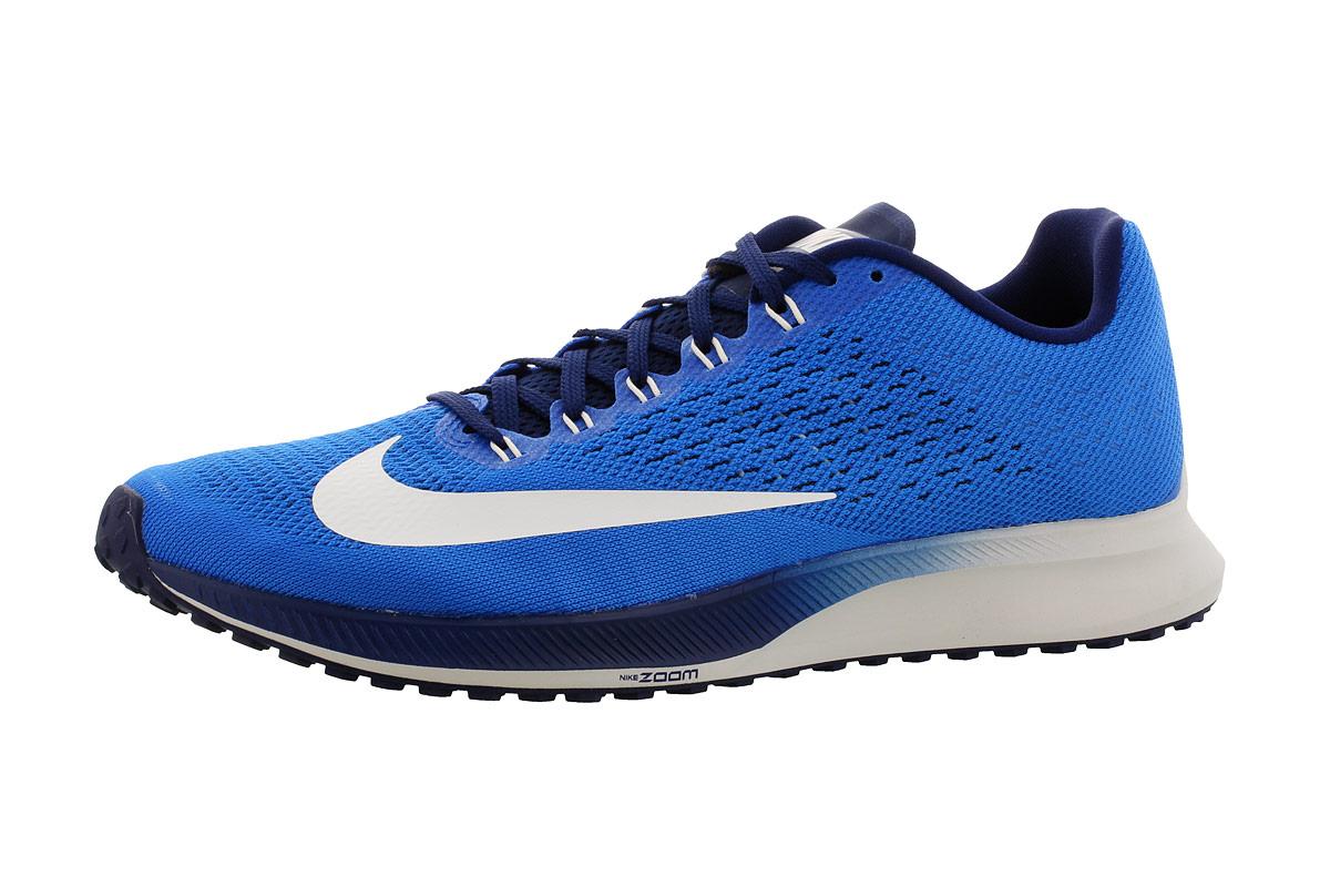 nouveau concept 2b7d2 2964f Nike Air Zoom Elite 10 - Chaussures running pour Homme - Bleu
