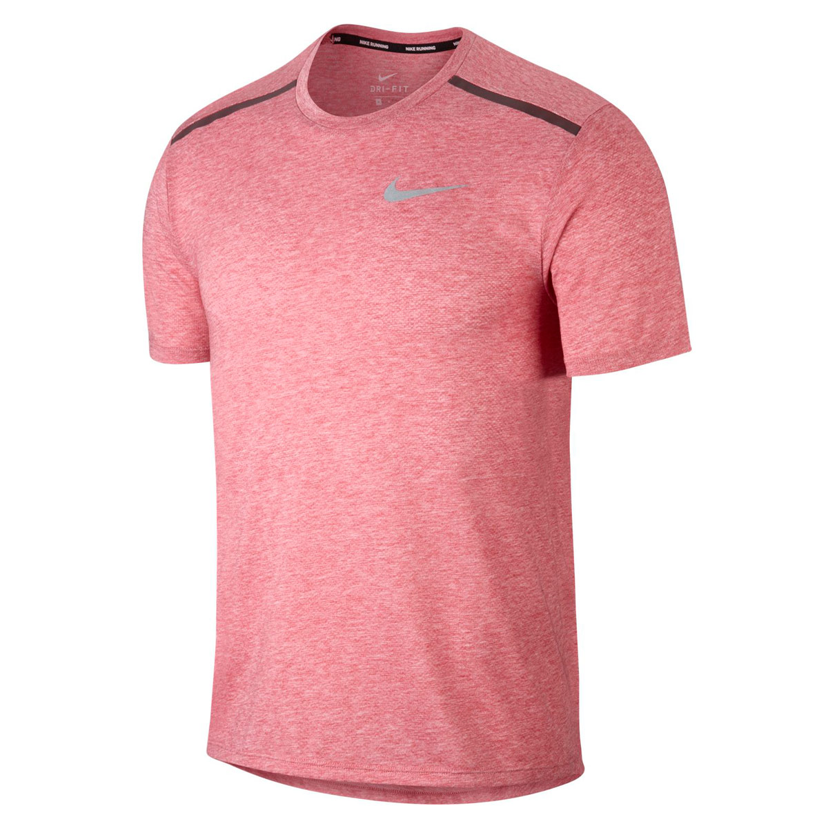 15b86e888 Nike Breathe Rise 365 Short Sleeve Top - Running tops for Men - Red ...