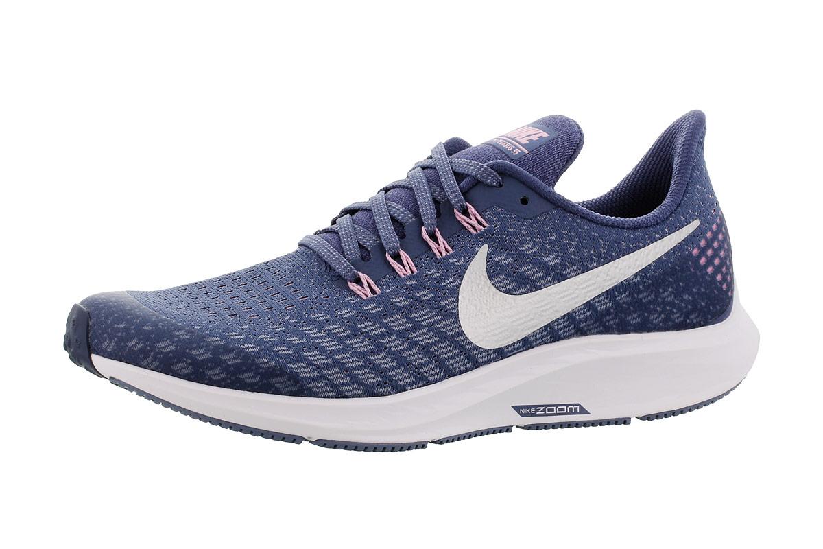 new style 704da f2df0 Nike Air Zoom Pegasus 35 (gs) - Chaussures running - Bleu