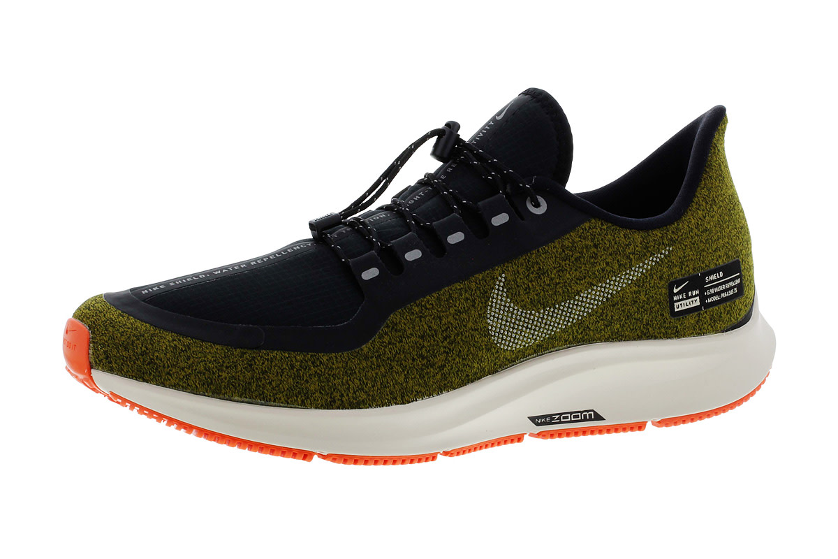 separation shoes 6866c 71f9f Nike Air Zoom Pegasus 35 Shield - Running shoes for Men - Yellow