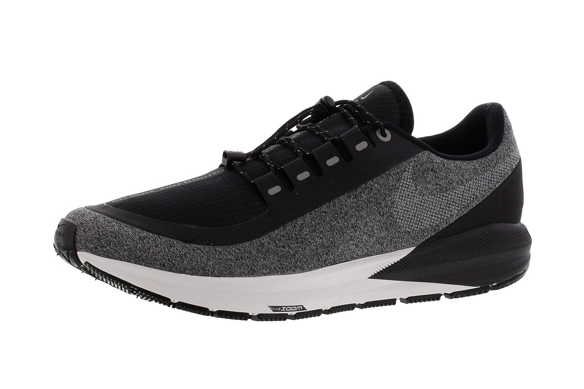 09e06f57348 Nike Air Zoom Structure 22 Rn Shield - Running shoes for Women - Black