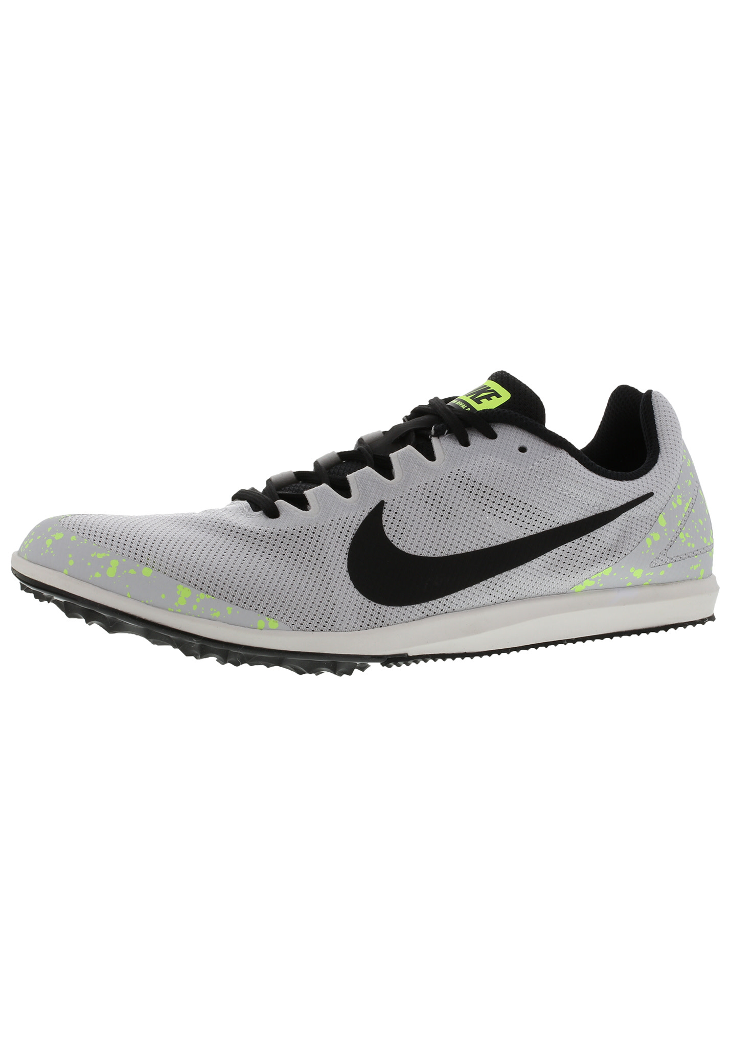 73f33727d52 Nike Zoom Rival D 10 - Spikes - Grey