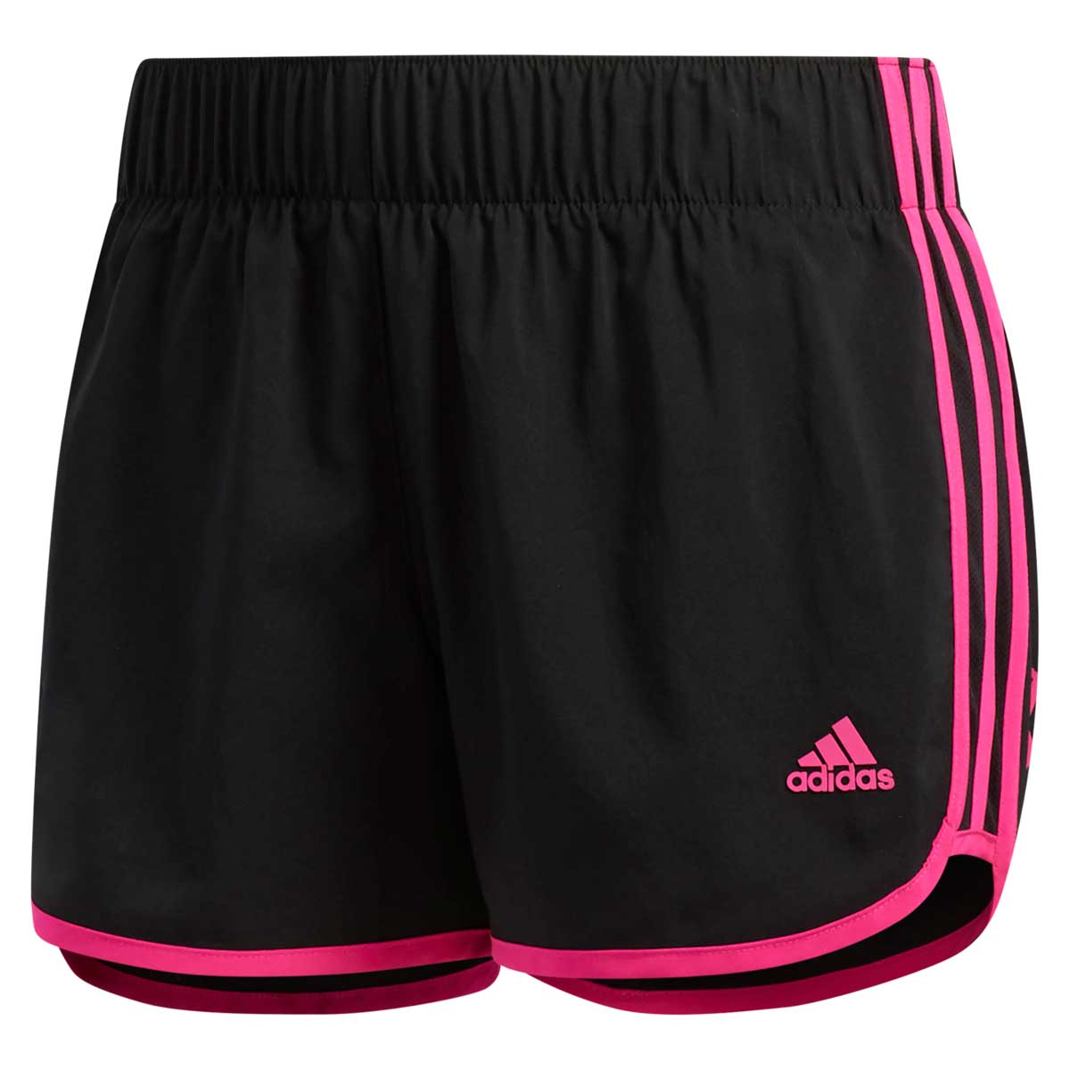 adidas M10 Shorts - Laufhosen für Damen - Schwarz
