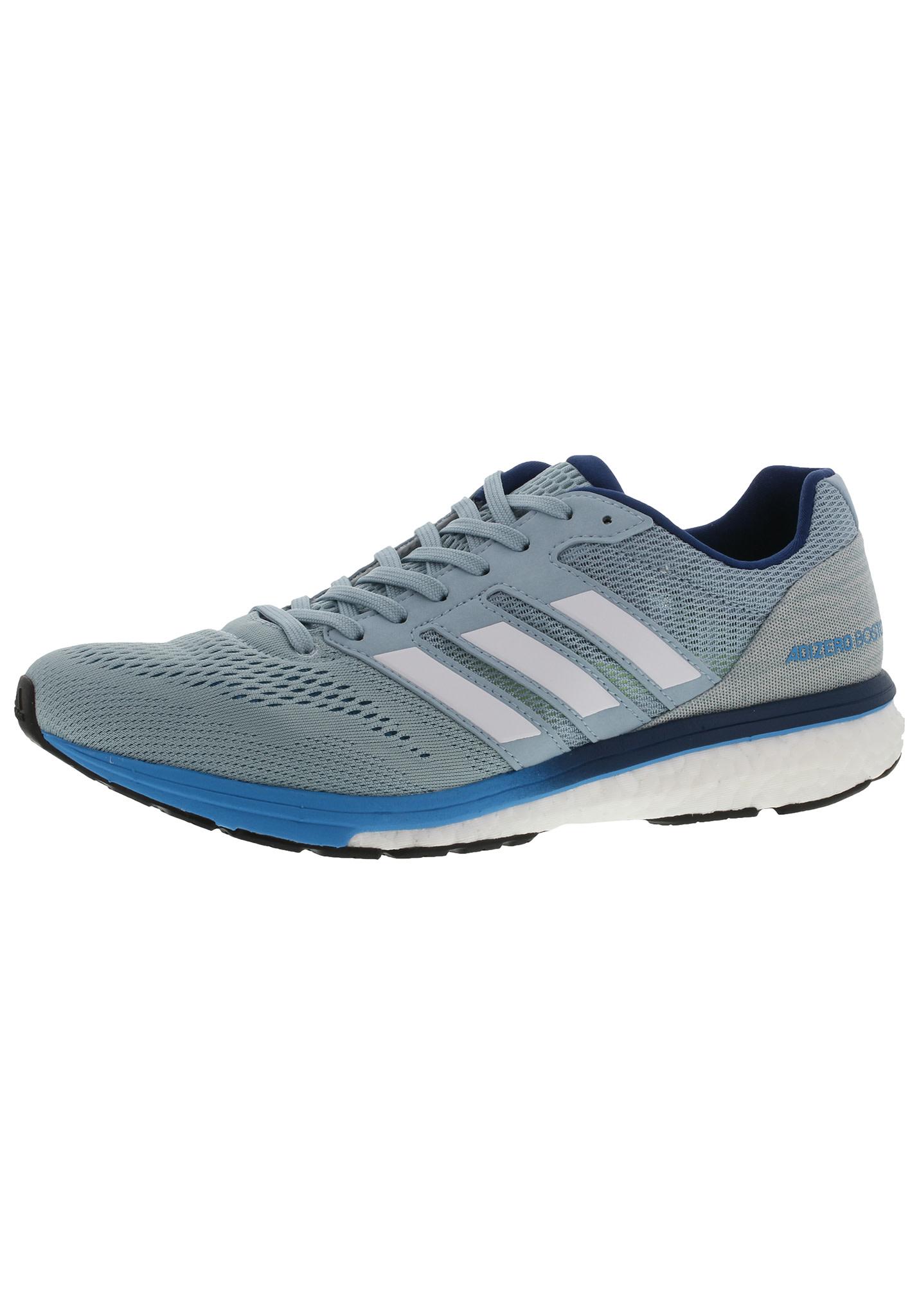 Adidas Bleu Homme Boston Running 7 Pour Adizero Chaussures BQsCtrxhd