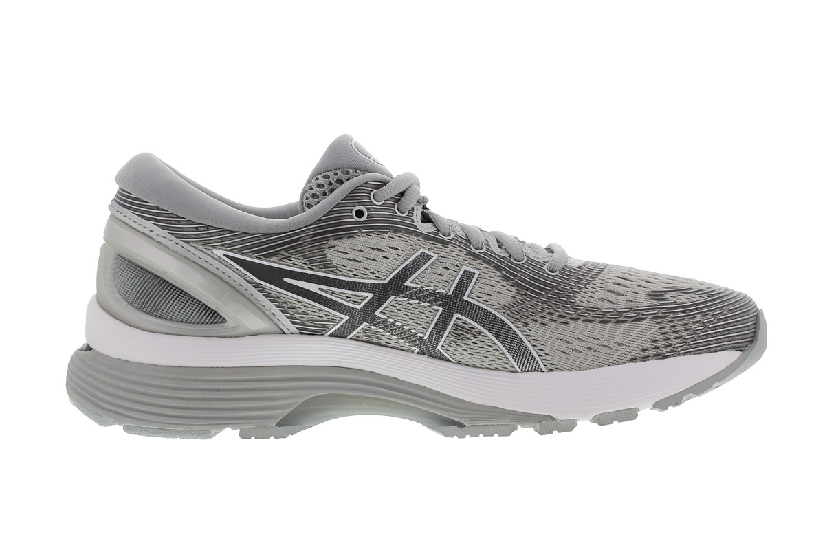 ASICS Gel-Nimbus 21 - Laufschuhe für Damen - Grau