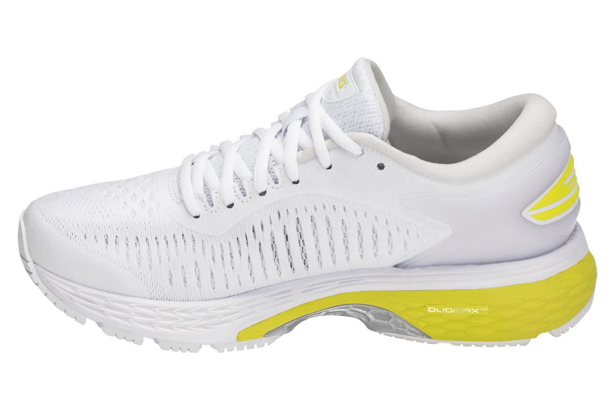ASICS Gel-Kayano 25 - Laufschuhe für Damen - Weiß