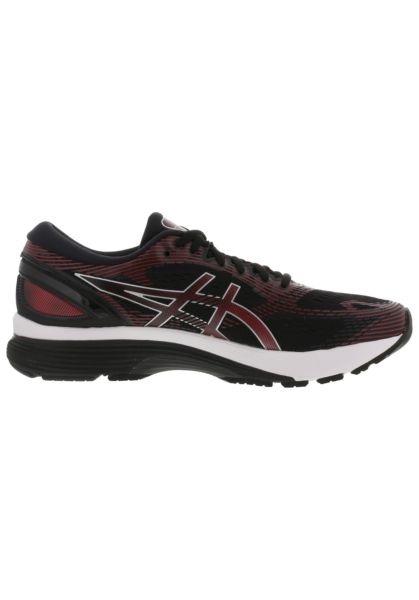 d9121f763 ASICS Gel-Nimbus 21 - Running shoes for Men - Black