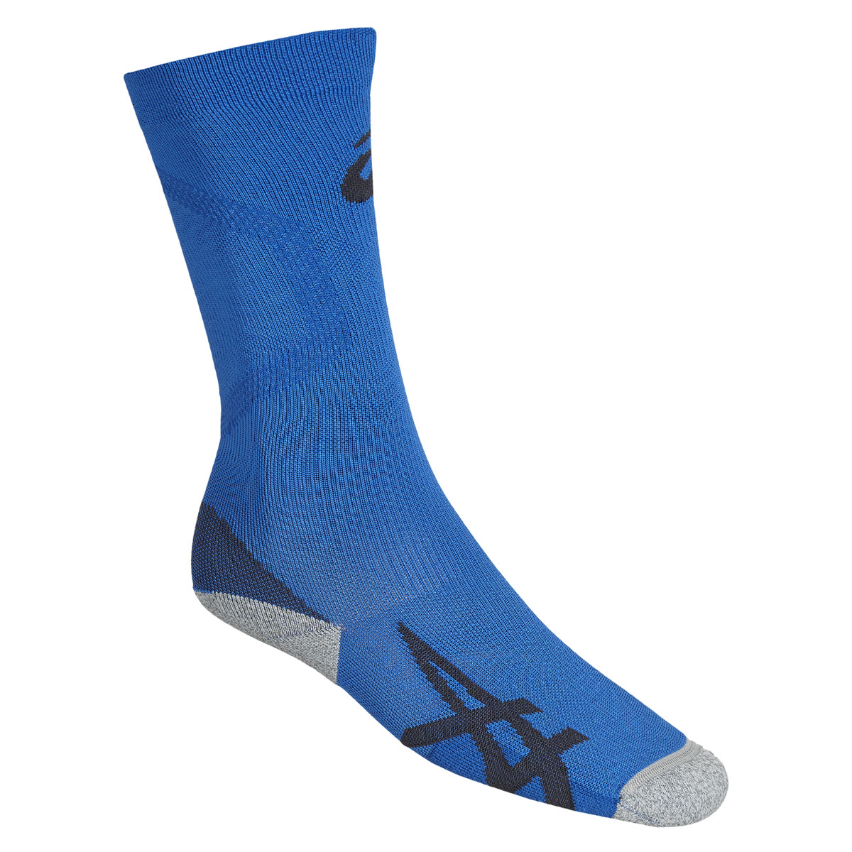 0a9553f83895 ASICS Compression Sock - Running socks - Blue