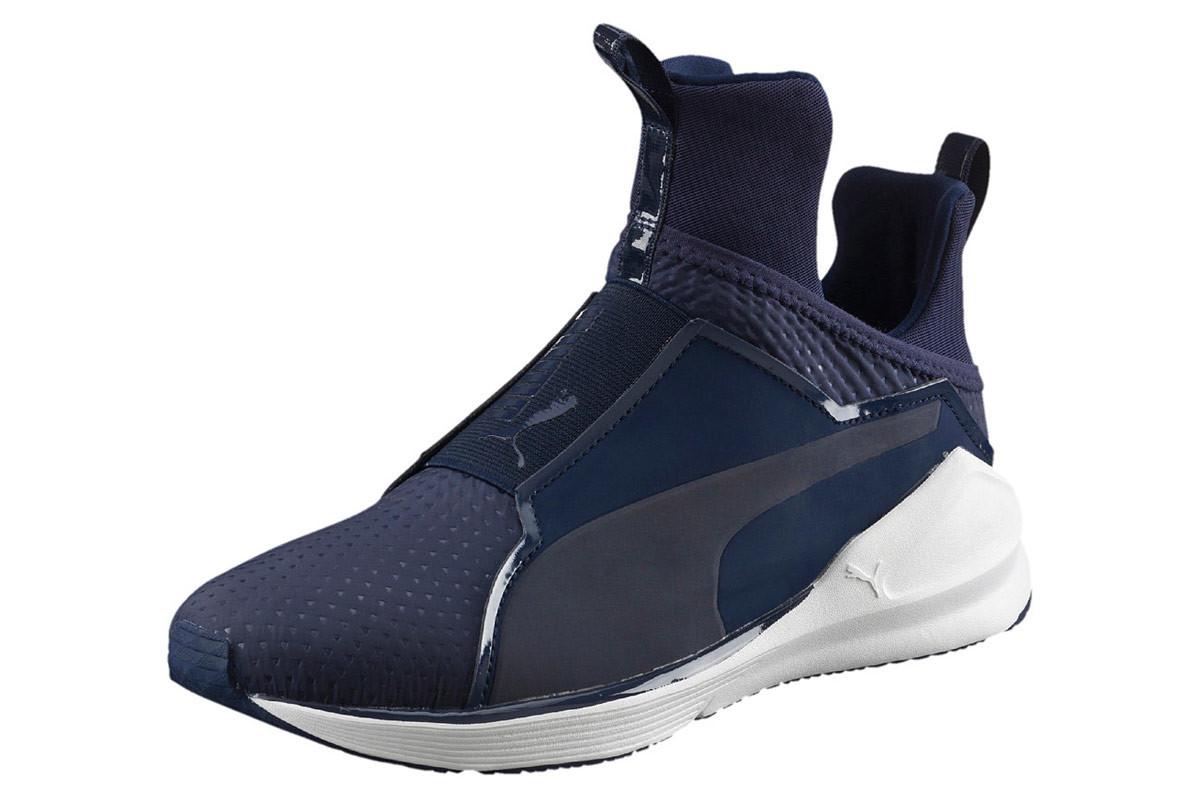Pour Chaussures Fierce Quilted Puma Bleu Homme Fitness 21run Qpezff QxshrdCtB