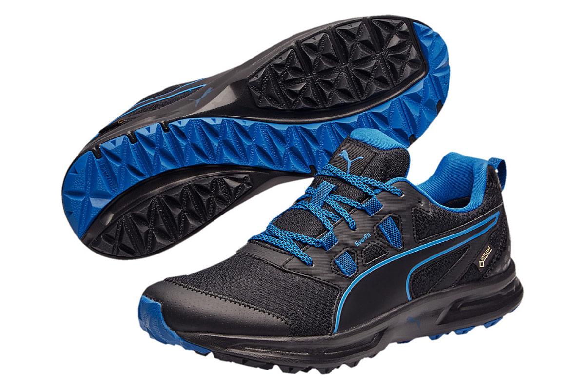 4341ae66 Puma Essential Trail GTX - Running shoes for Men - Black