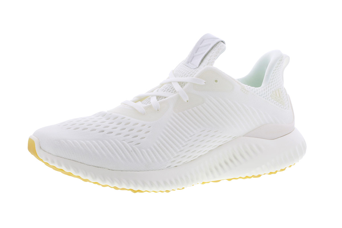 first rate 6ab4e 81bdb adidas alphabounce EM Undye - Chaussures running pour Homme - Blanc  21RUN