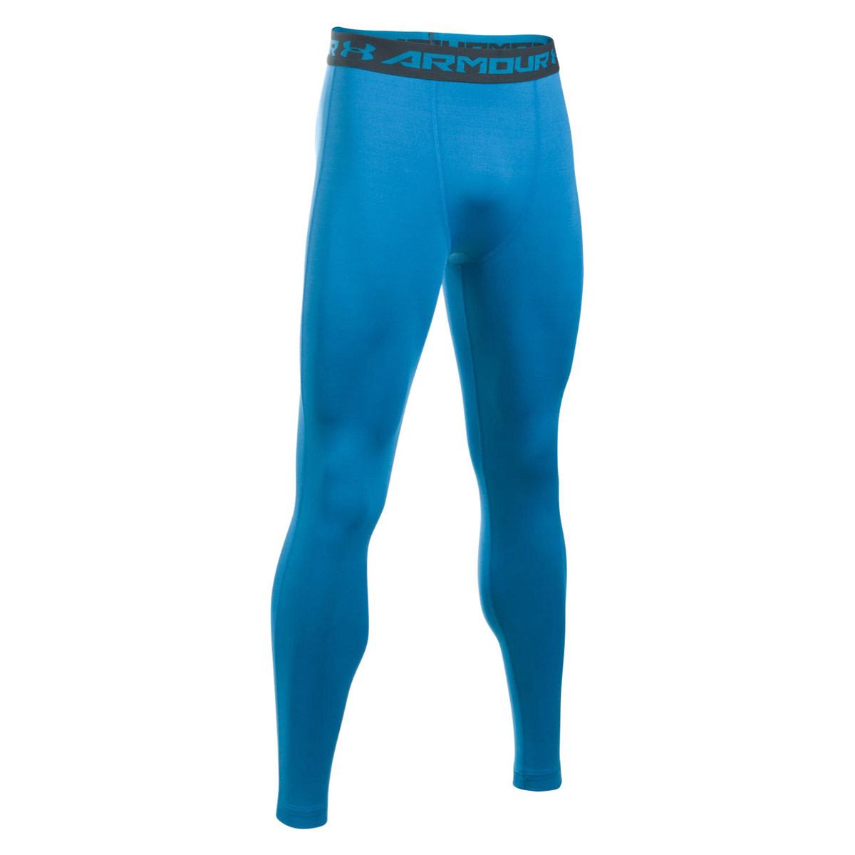 408458eb0d1ad6 Under Armour HG Armour Compression Leggings - Running trousers for Men -  Blue | 21RUN
