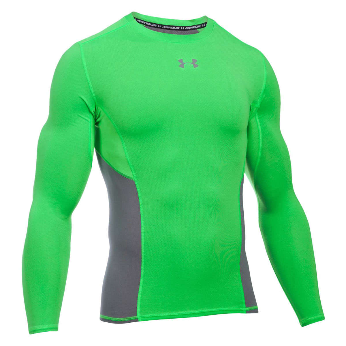 1a87a1b90 Under Armour HG Coolswitch Comp Longsleeve - Running tops for Men - Green |  21RUN