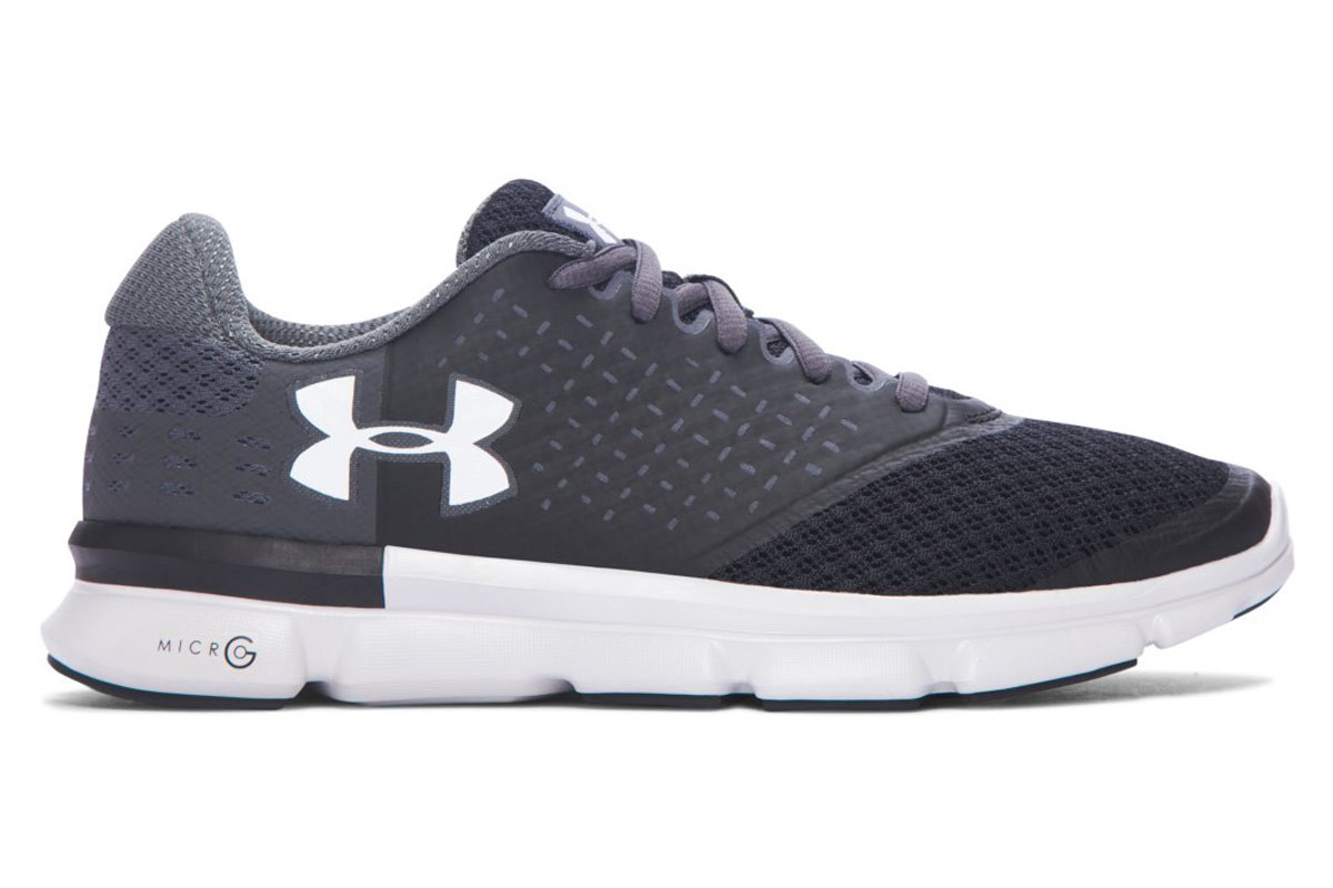 Under Armour Micro G Speed Swift 2 Gris BkRwGm