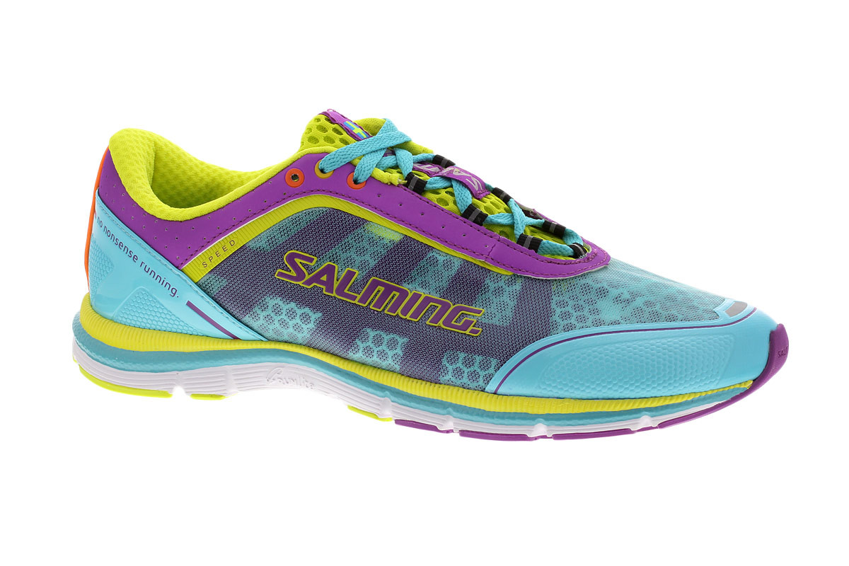 Für Laufschuhe 3 Blau Speed Damen Salming 9HID2WE