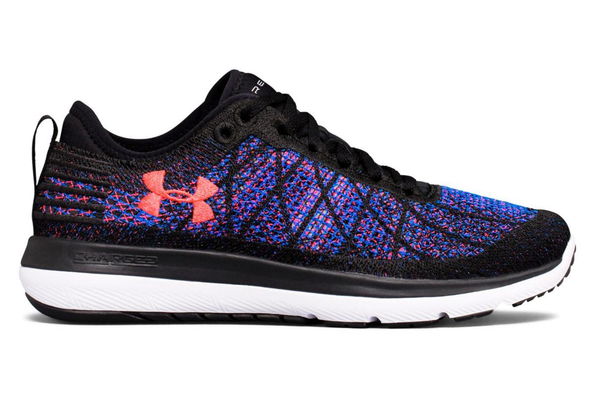 premium selection 7b7bf 47d55 Under Armour Threadborne Fortis - Running shoes for Women - Black