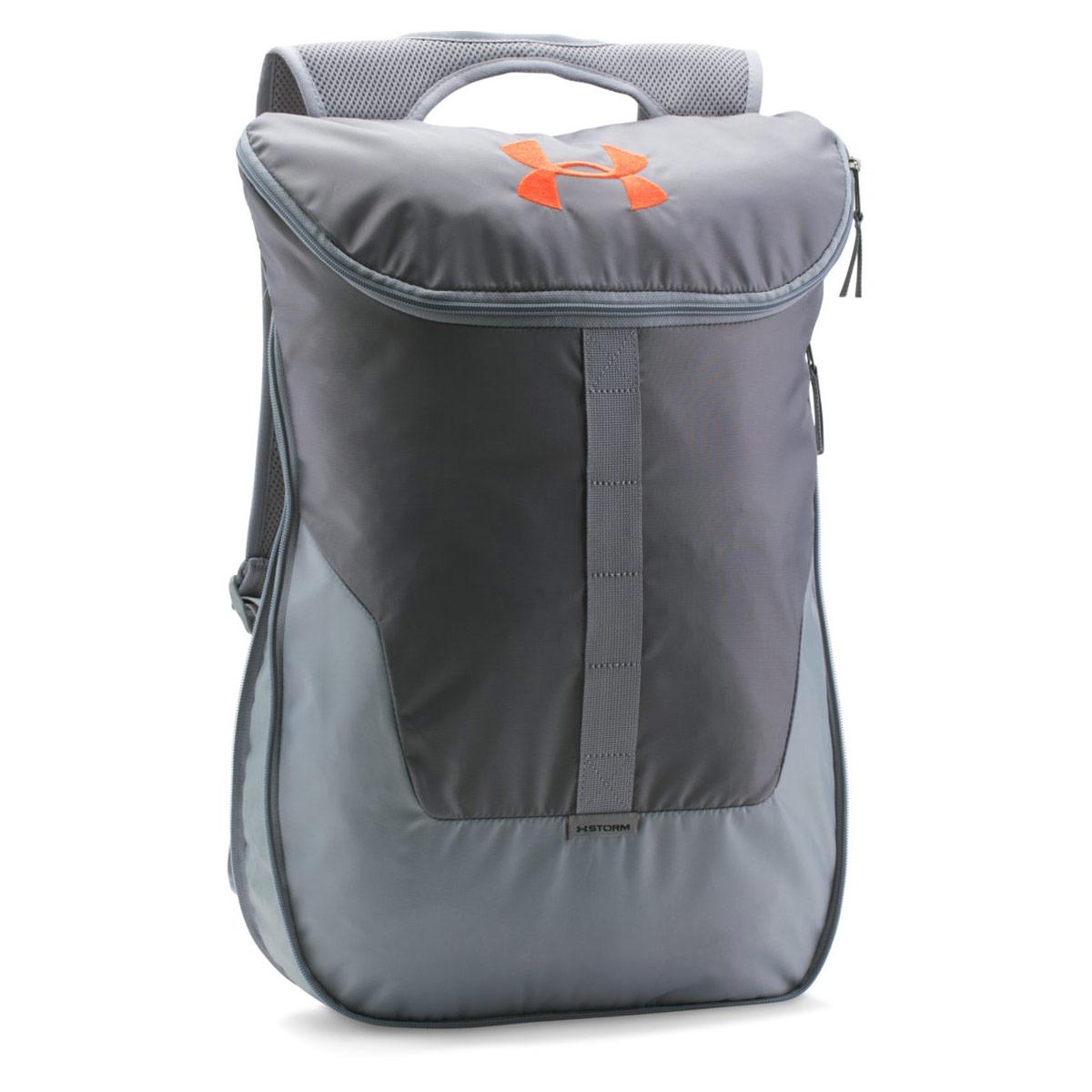 4abd7e336e1 Under Armour Expandable Sackpack - Backpacks - Grey | 21RUN