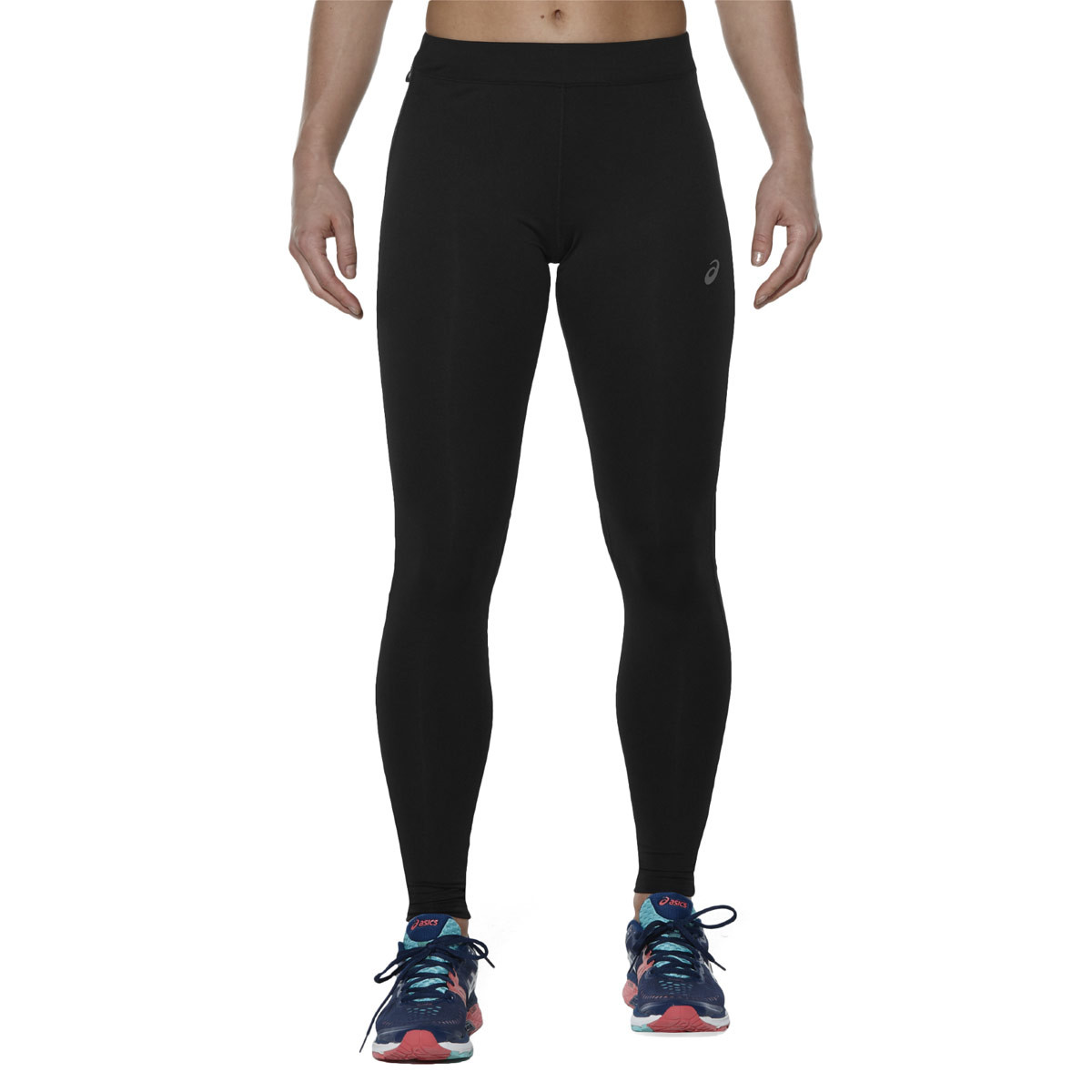 5bfc60c9450ced ASICS Tight - Running trousers for Women - Black | 21RUN