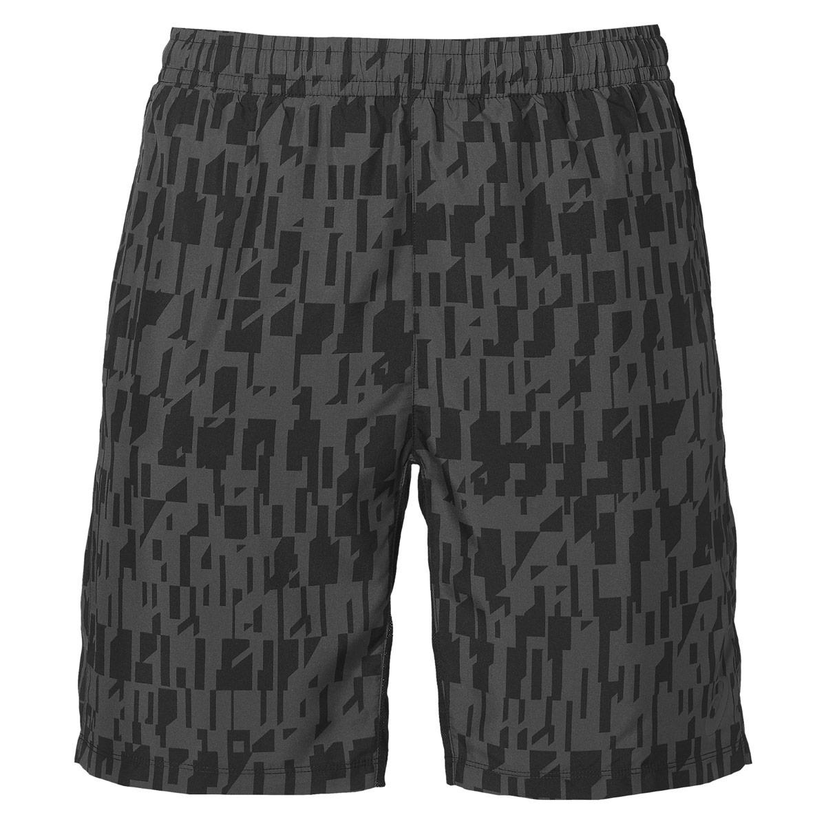 Asics Gris Woven Short Course Pour Homme Pantalons Gpx 0k8XwPnO