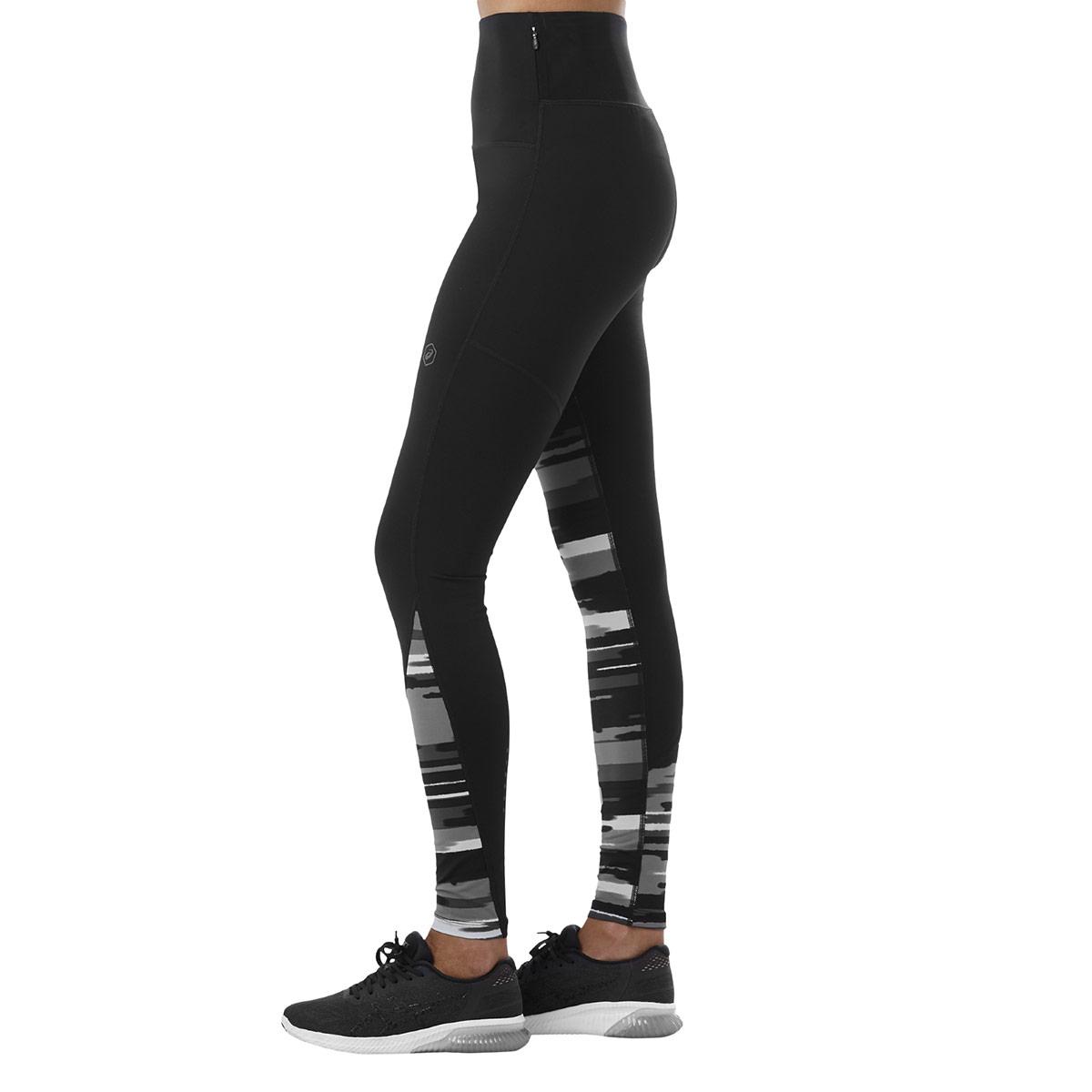 a27b4803e805d ASICS Fuzex Highwaist Tight - Running trousers for Women - Black | 21RUN
