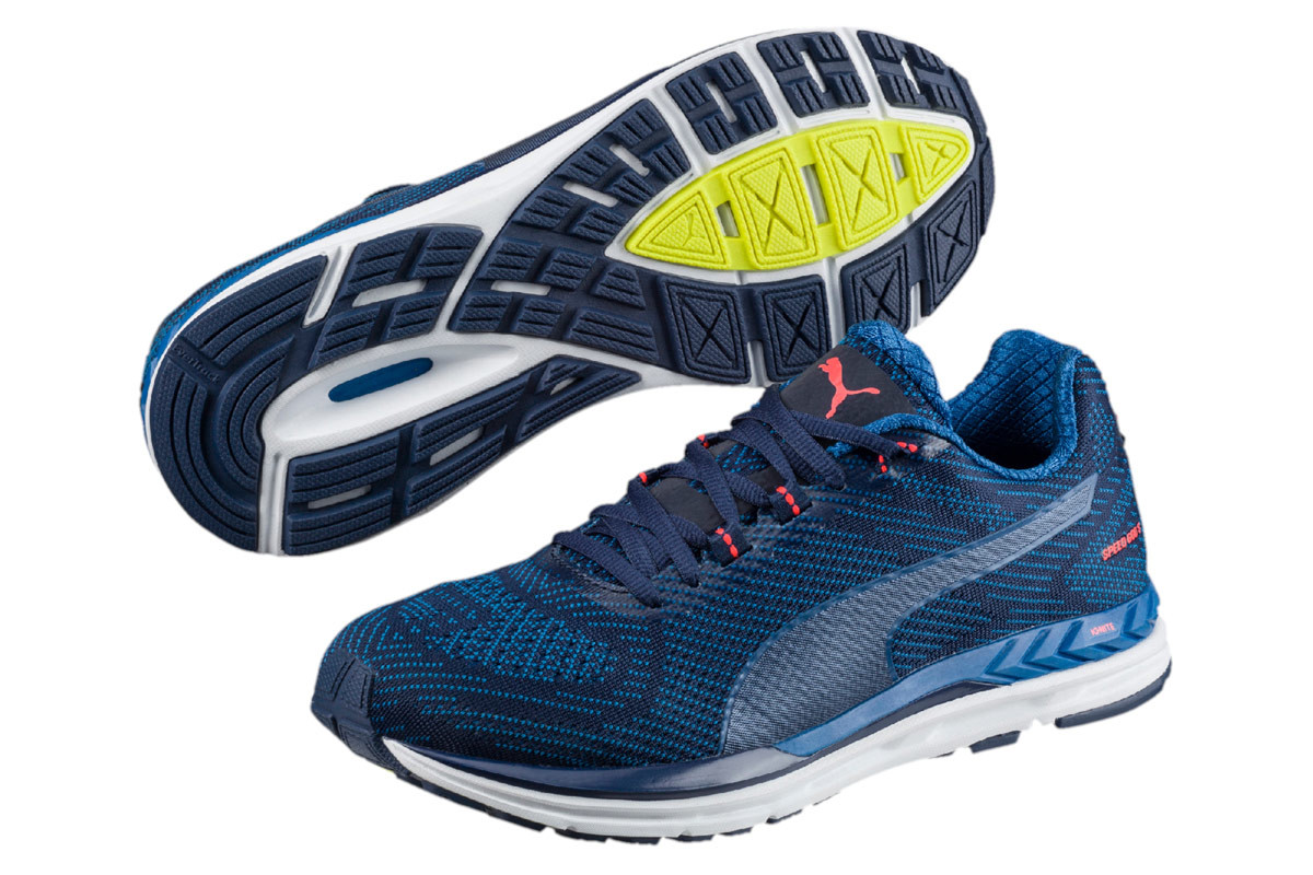 Puma Speed 600 Chaussures Running Bleu Pour S Ignite Homme PkiOXuZT