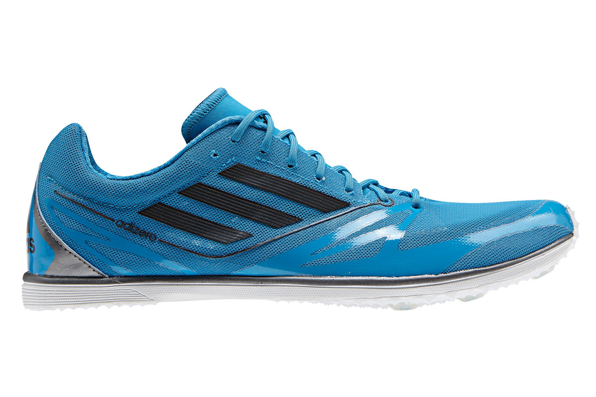 new products 7a5d4 a50f2 adidas adiZero Cadence 2 - Spikes - Blue  21RUN
