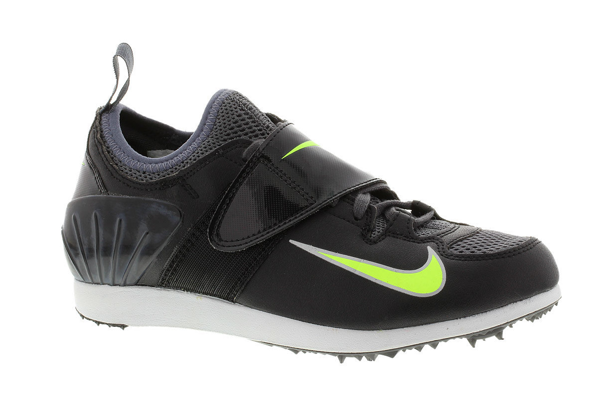 low priced 5b18f d6d40 Nike Zoom PV II - Spikes - Black  21RUN