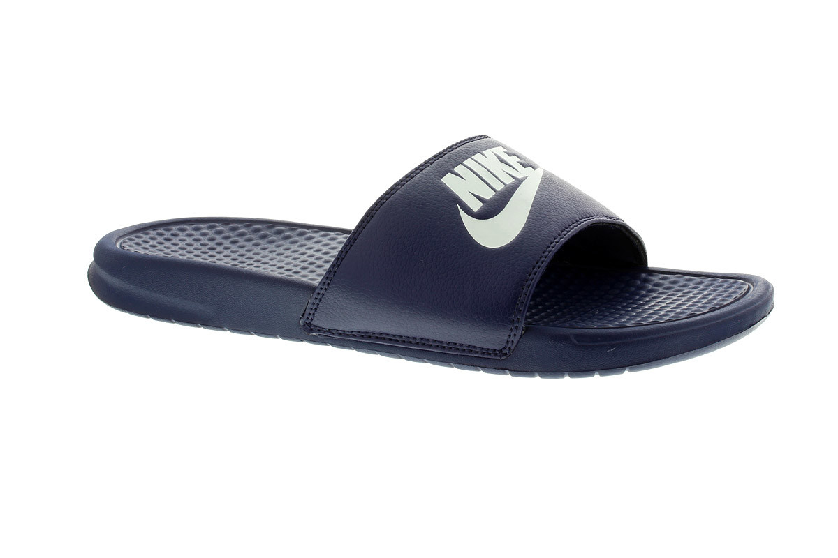 timeless design 2789a 5642d Nike Benassi JDI - Tongs pour Homme - Bleu   21RUN