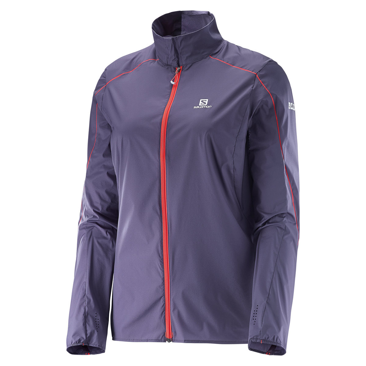 7a656fd3a Salomon S-Lab Light Jacket - Running jackets for Women - Purple | 21RUN