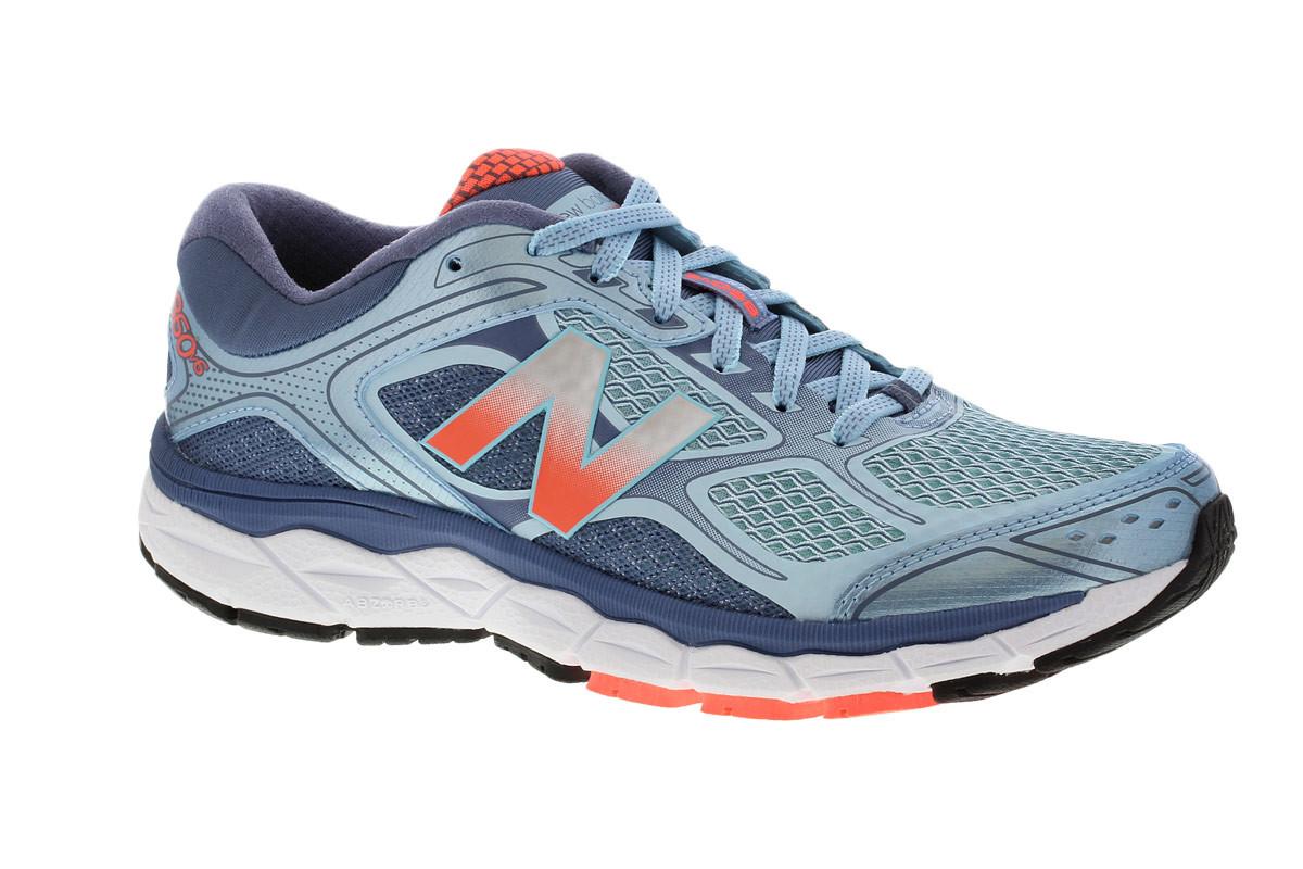 Pour B Balance Bleu Running Femme W 860 V6 Chaussures New D29IYWEHe