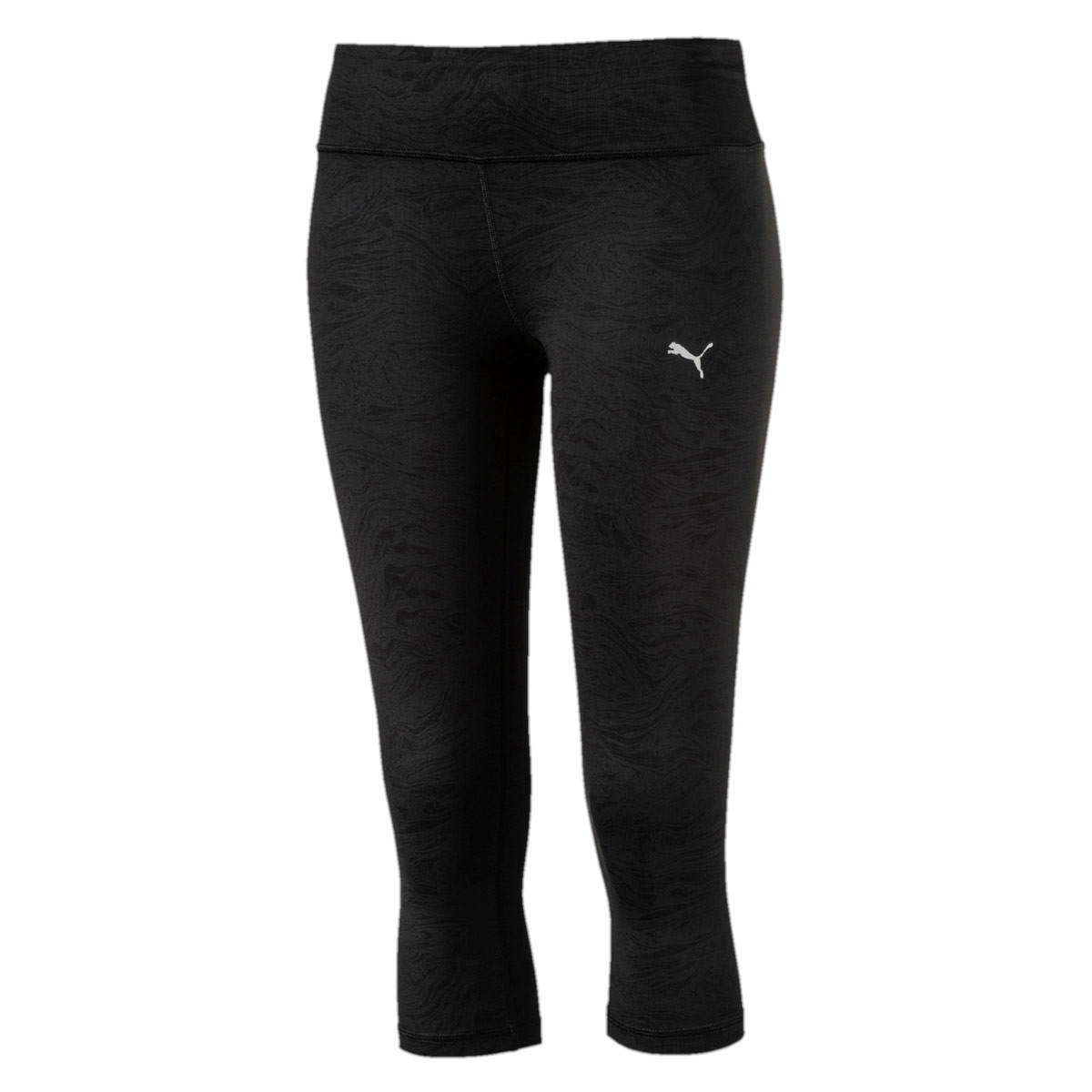 2ee1aced8a6e84 Puma ALL EYES ON ME 3/4 Tight - Running trousers for Women - Black | 21RUN