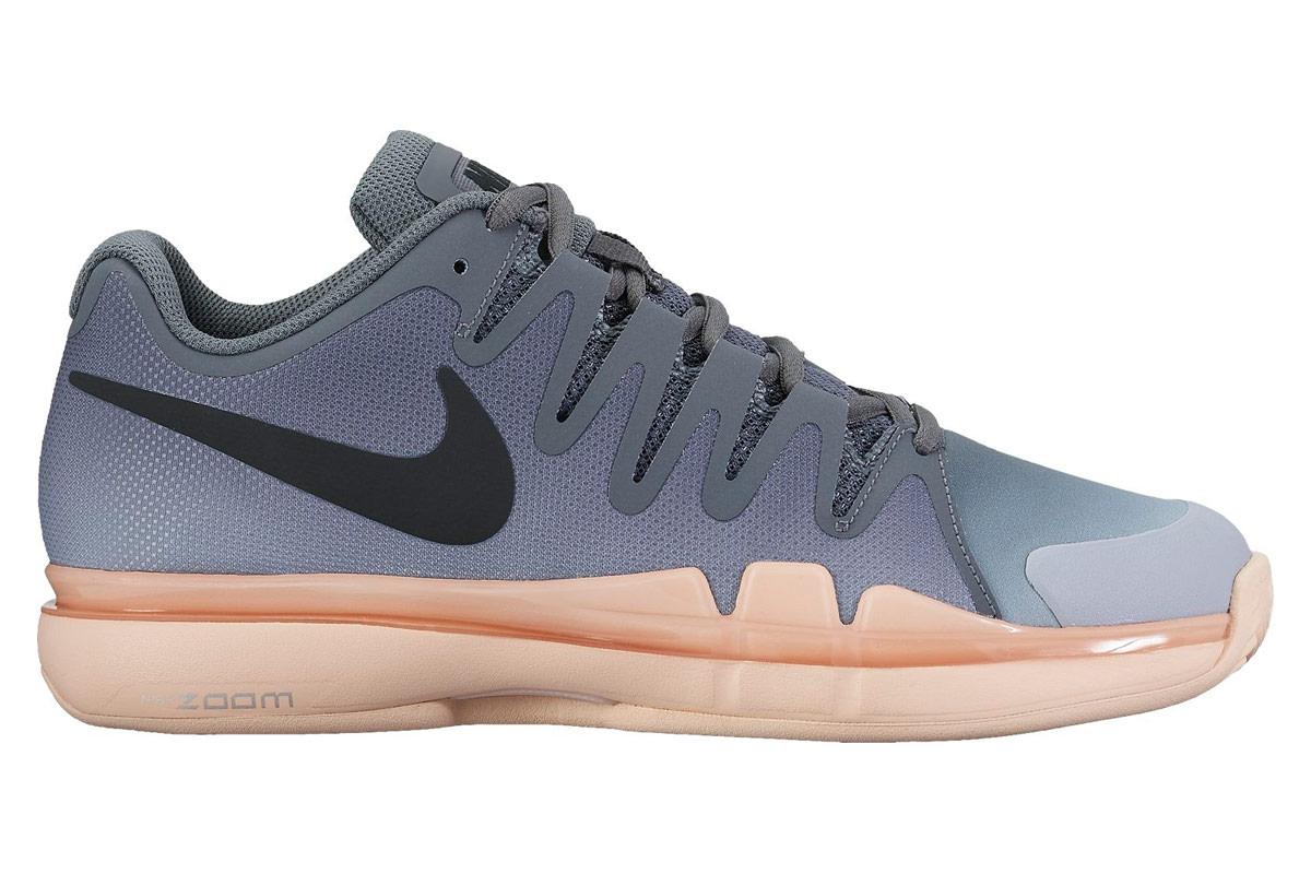 Nike Zoom Vapor 9.5 Tour Clay Chaussures de tennis pour Femme Gris