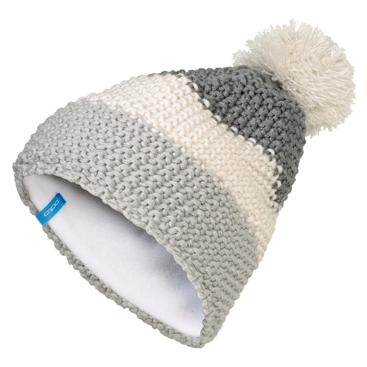 e84c6e7e2f2 Odlo Hat Chunky Knit - Beanies - Grey