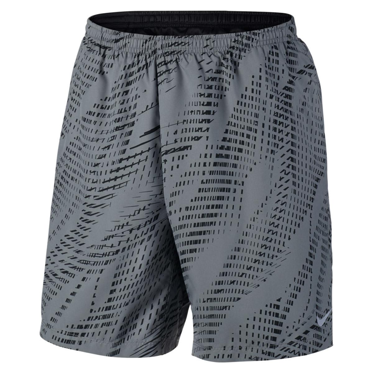45e7de936d55 Nike Flex Short 7 Distance Print - Running trousers for Men - Grey   21RUN