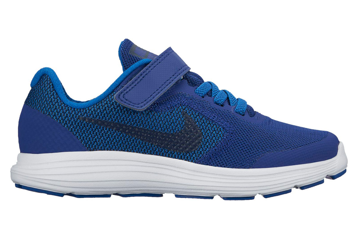 the latest 6c107 e973a Nike Revolution 3 PS Boys - Running shoes - Blue   21RUN
