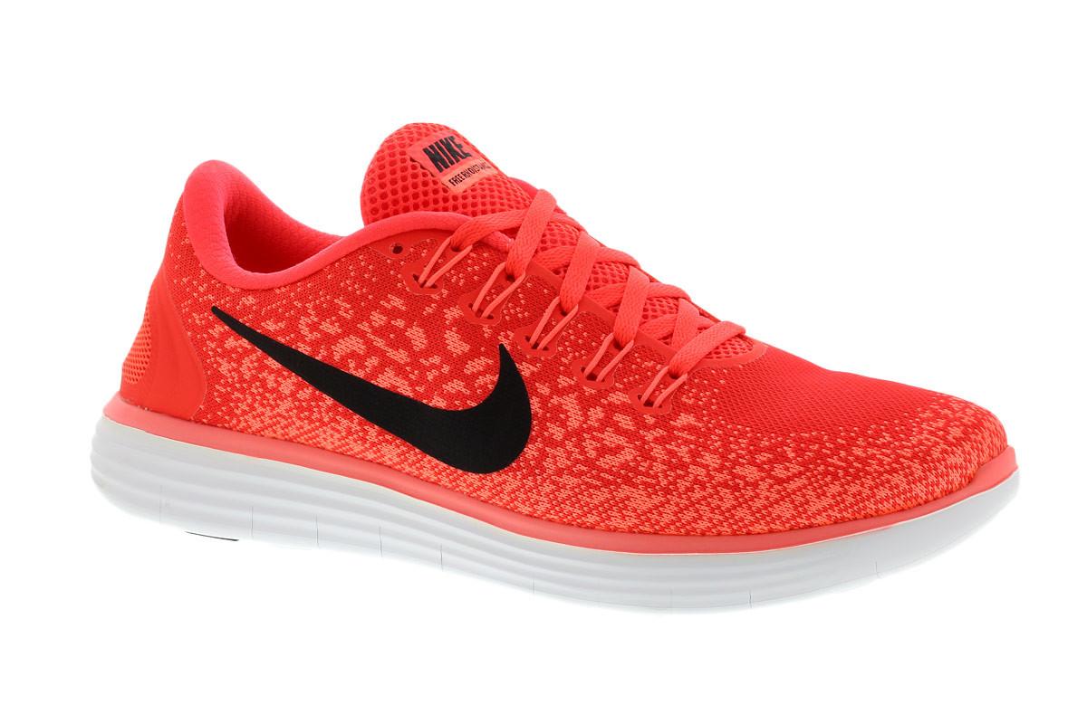 Nike Free Run Distance - Laufschuhe für Damen - Rot