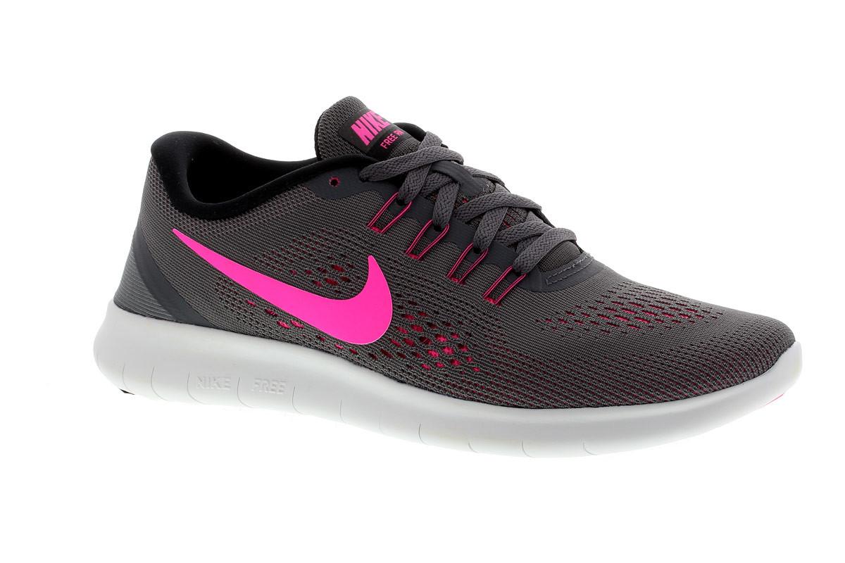 Nike Free Run - Laufschuhe für Damen - Grau