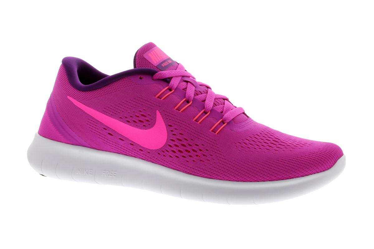 Nike Free Run - Laufschuhe für Damen - Pink
