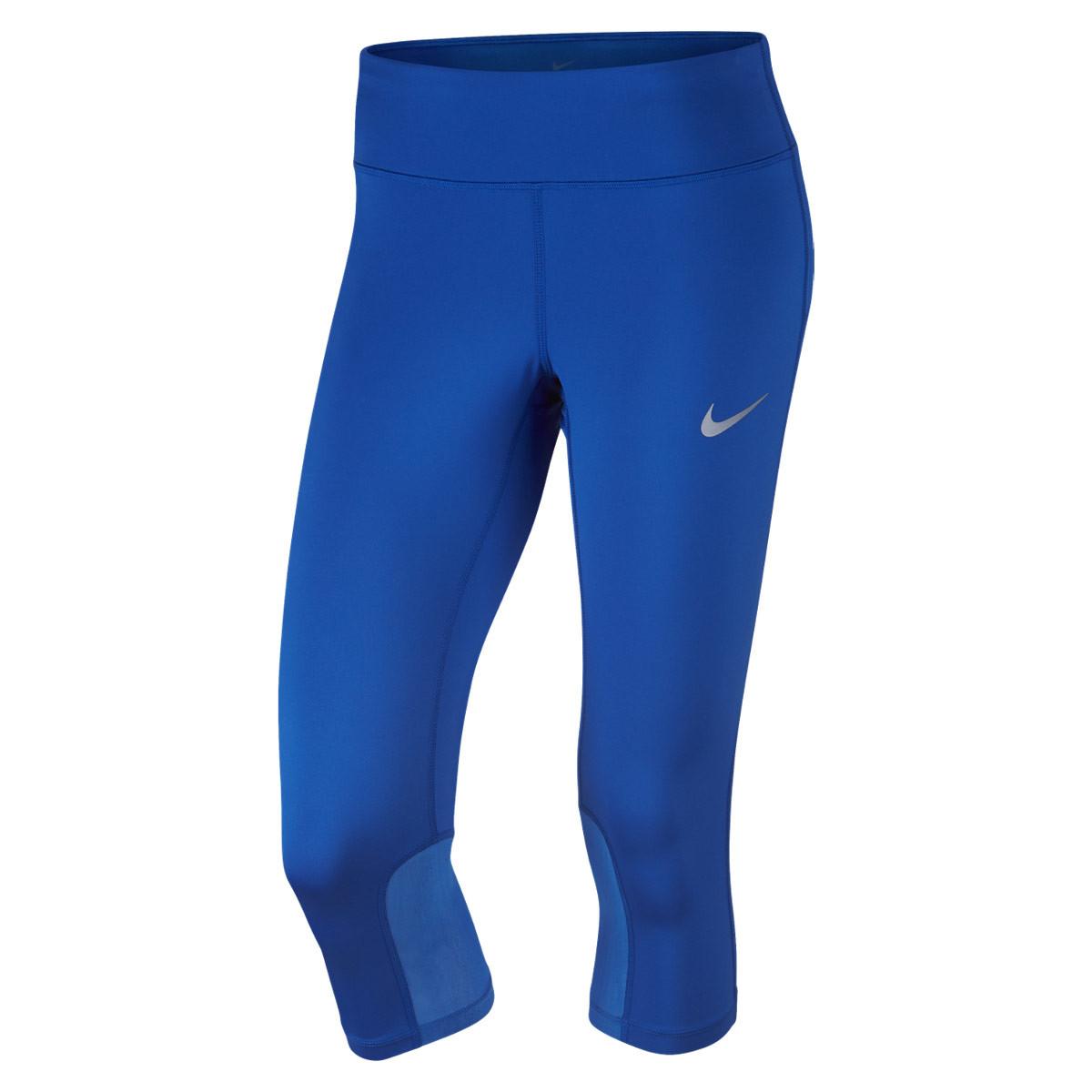 c22e23bc6994c Nike Power Epic Running Capri - Running trousers for Women - Blue   21RUN