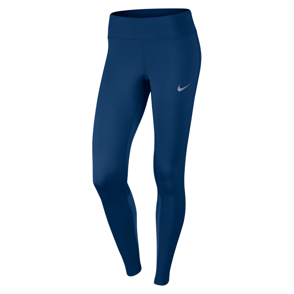 Nike Power Epic Running Tight - Running trousers for Women - Blue ... 635ad38f9d20